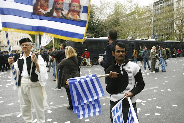 Military parade for Greece's Independence day   /  Στρατιωτική παρέλαση  25ης Μαρτίου