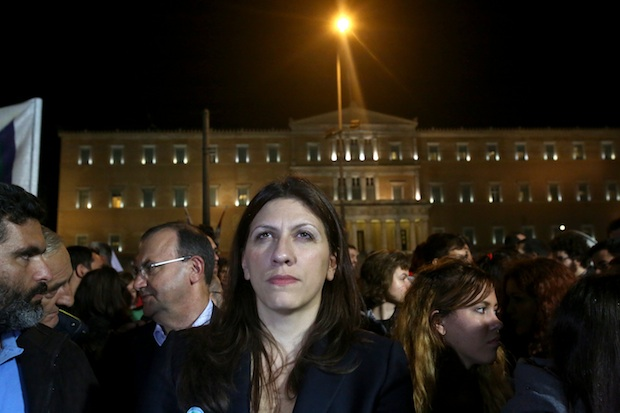 Greek Parliament; motion of censure; politics; protest; Syntagma; Syntagma Square; SYRIZA; Zoi Konstantopoulou; Βουλή; Ζωή Κωνσταντοπούλου; Κοινοβούλιο; Πρόταση Μομφής; ΣΥΡΙΖΑ; διαδήλωση; διαδηλωτές; διαδηλωτής; διαμαρτυρία; συγκέντρωση