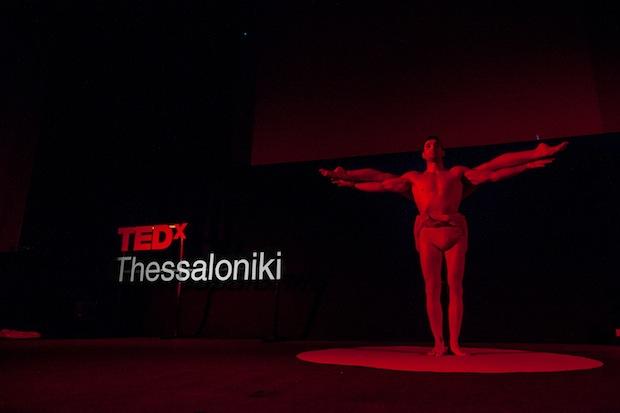 TEDxThess_λογότυπο_χορογραφία